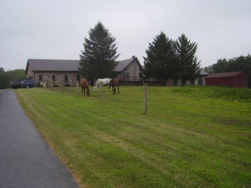 Enhanced Cleaning After Each Stay - Luxury Ranch With Indoor Pool!, holiday rental in Linglestown