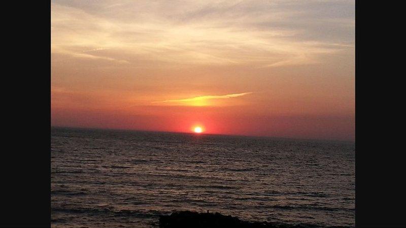 No se puede superar nuestras puestas de sol!