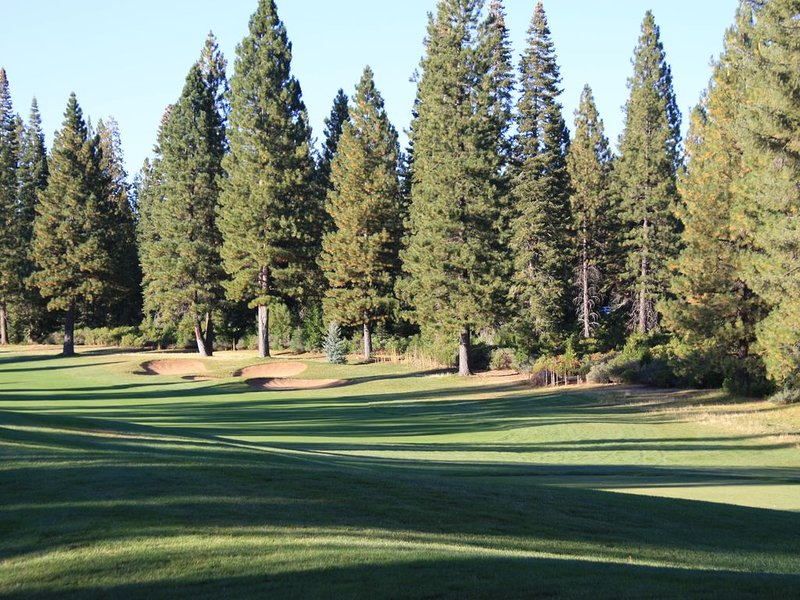 Another view of Bailey Creek's Golf Course minutes away from cabin