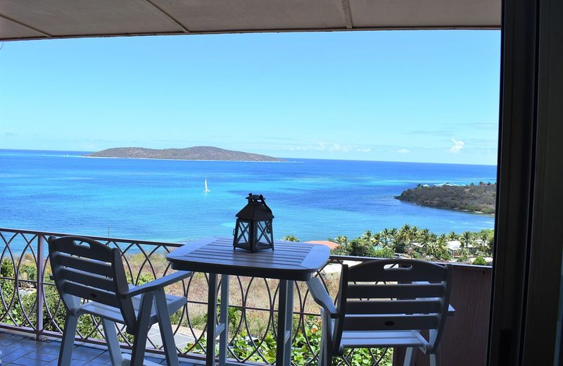 SEA FOREVER - Breathtaking Views Of Buck Island National Park!, holiday rental in St. Croix