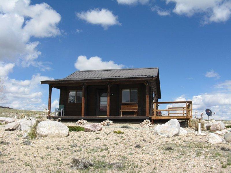 Baker Cabin Located In Scenic Clark, Wyoming., vacation rental in Clark