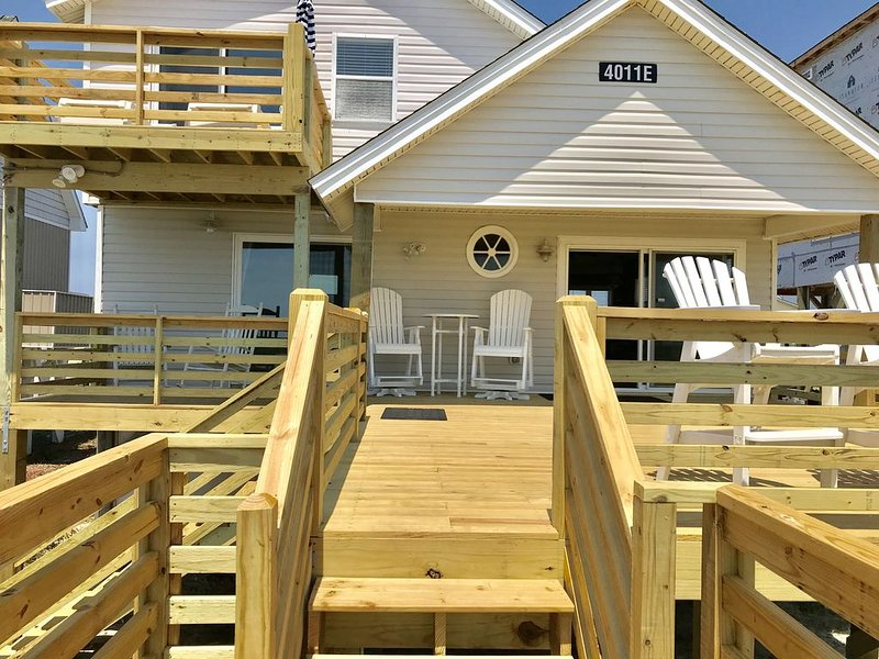 Welcome to 'Exhale.', holiday rental in Oak Island