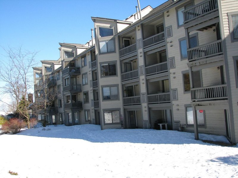 Ski- In, Ski- Out, Ground Floor, Slopside, Family Friendly, Wi-Fi, HD-Cable TV,, vacation rental in Mount Pleasant