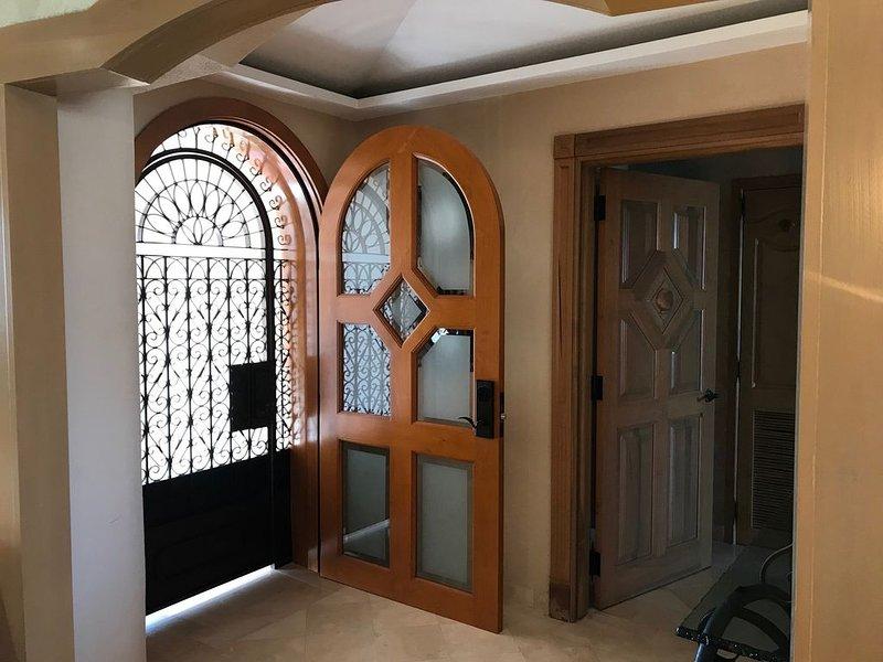 Top Floor (Penthouse Level) Villa La Estancia, FIVE STAR, Villa 1807, alquiler de vacaciones en Cabo San Lucas