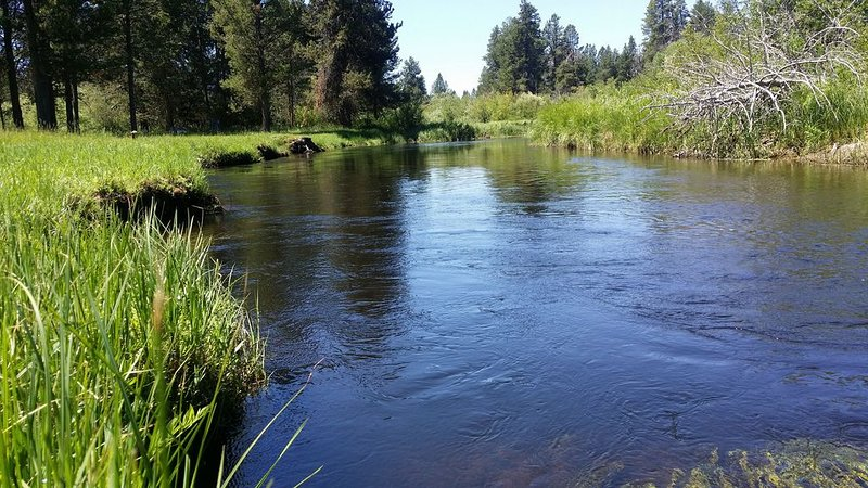 Little Deschutes River Family Retreat - Fun for the whole Family!, holiday rental in La Pine