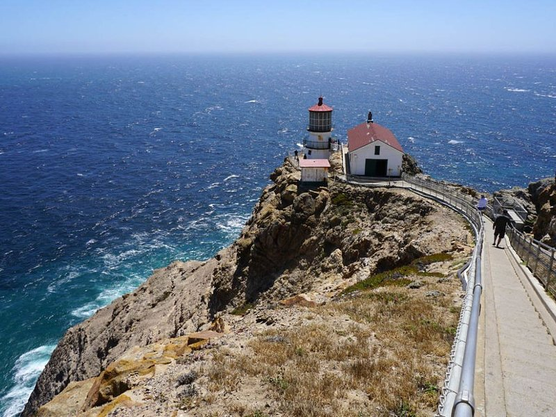 The Light House at Point Reyes