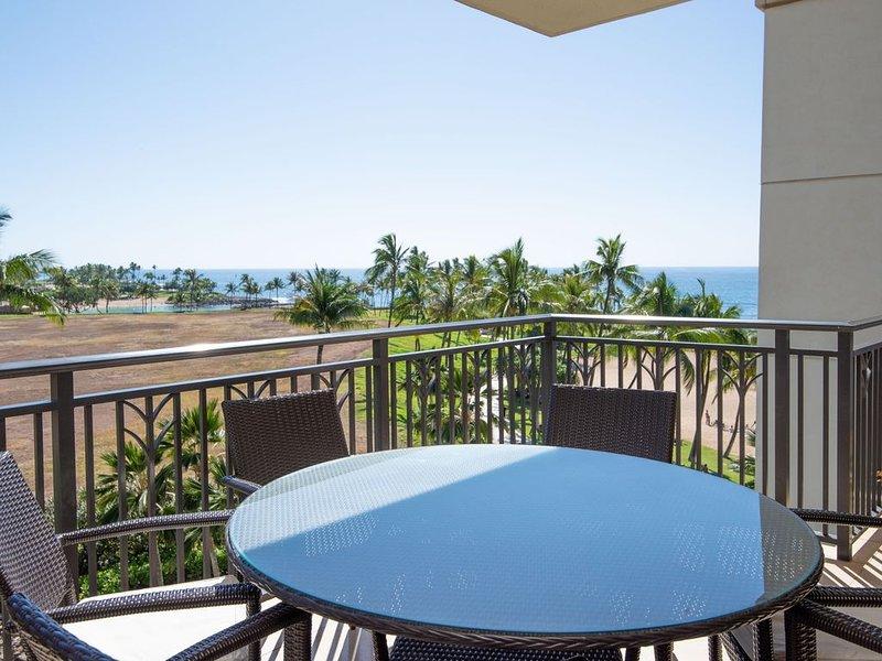 Ko Olina Beach Villas-Oceanview Beach Tower, vacation rental in Kapolei