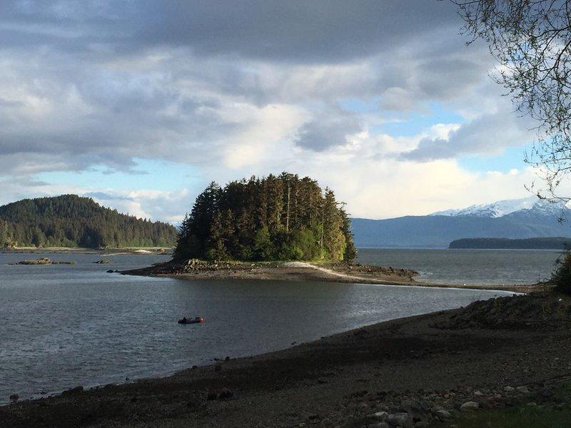 Otter's Hideaway: Serene Getaway In Juneau, Alaska, casa vacanza a Juneau