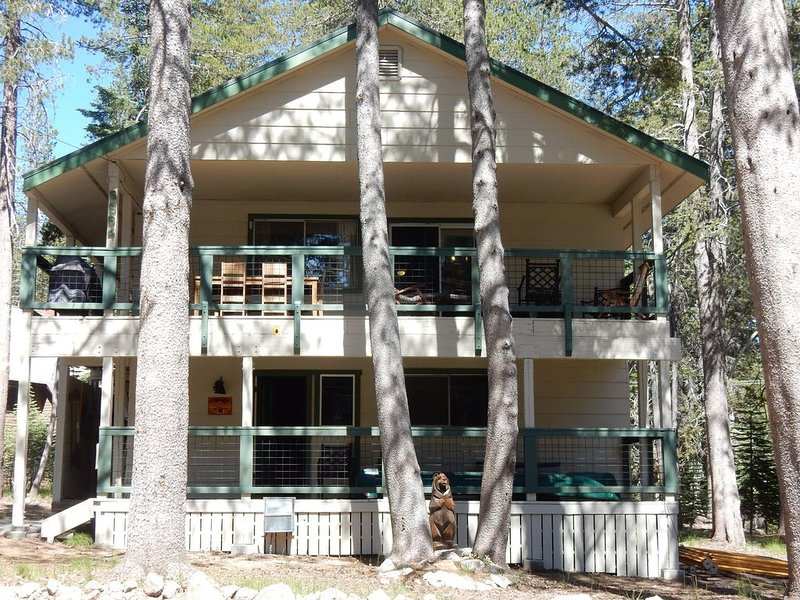 Spacious Family Cabin in Serene Lakes, Soda Springs, alquiler de vacaciones en Soda Springs