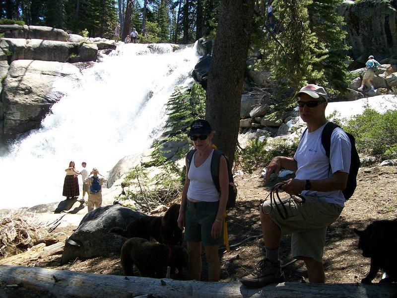Une de nos randonnées estivales préférées, près de Silver Lake