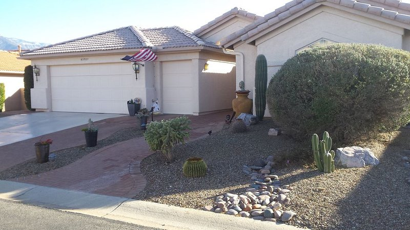 Saddlebrooke Property With A Spectacular View., holiday rental in Mount Lemmon