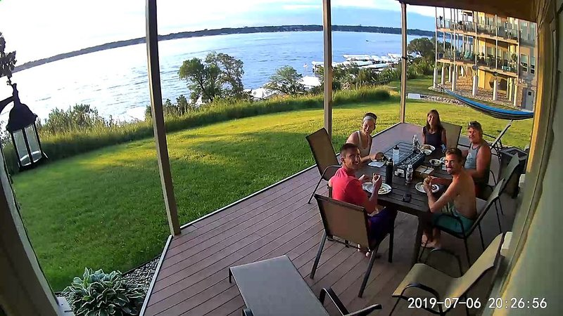 Premier Lakefront East Lake Okoboji Condo - Bridges Bay Resort, vacation rental in Iowa
