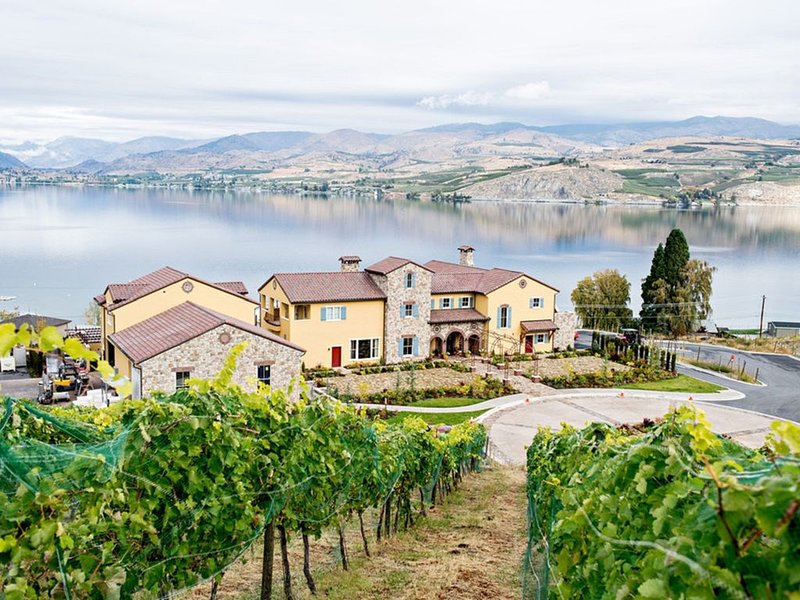 The Villa at Siren Song Vineyard Estate and Winery, aluguéis de temporada em Chelan