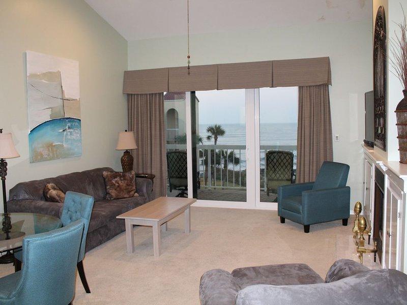 King and Prince Oceanfront Beach Villa, location de vacances à Brunswick