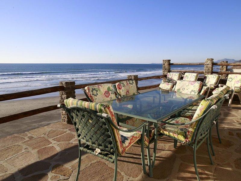 Amazing Ocean Front Casita, holiday rental in Ensenada Municipality