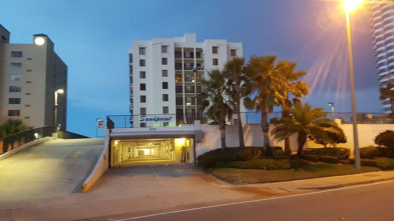 Million Dollar View Beach Condo, holiday rental in Daytona Beach Shores