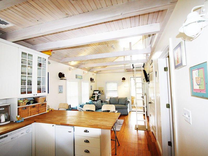 Perfect Beach Cottage (Manasquan Family Shore House), casa vacanza a Manasquan