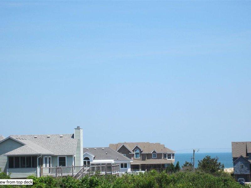 Vista desde la cubierta superior del este