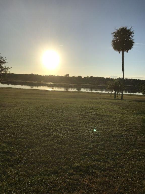 Superbe vue sur le lac!