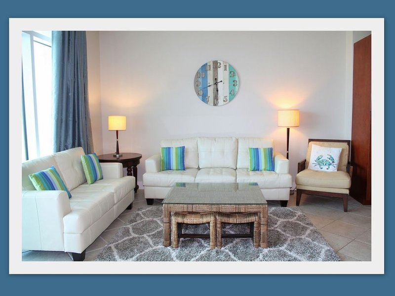 Oceanfront condo with breathtaking beach, ocean, and pool views!, vacation rental in Port Isabel