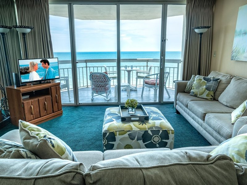 Any closer to the Beach and you'd be wet!, location de vacances à Garden City Beach