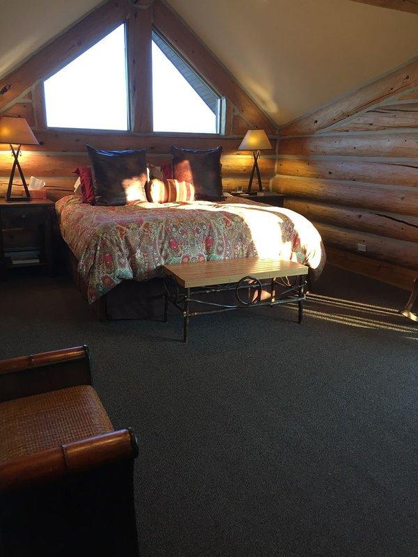 Dormitorio principal de nivel superior