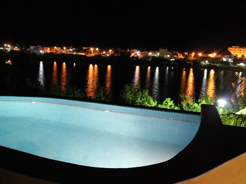 Water Front Casa on Salina Grande, holiday rental in Isla Mujeres
