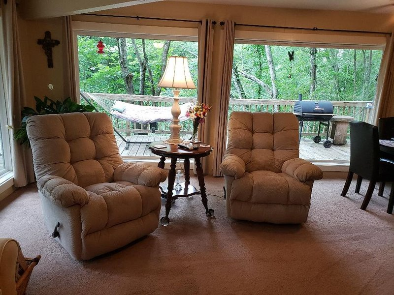 New recliners with heat and massage.