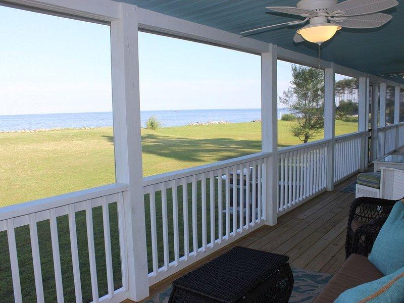 A Sandy White Beach Retreat ** NEAR WILLIAMSBURG**, aluguéis de temporada em Schley