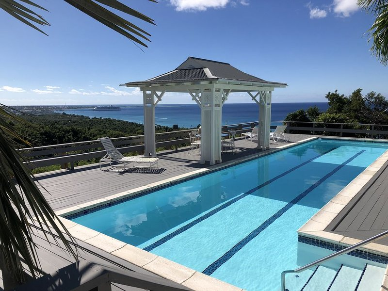 C'est la Vie, St. Croix - Life in the Tropics at its Best !, vacation rental in Frederiksted