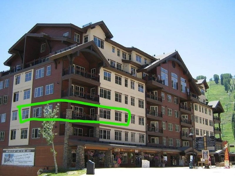 New Listing! Custom Ski In/Out Condo in Purgatory Lodge-Best Location, holiday rental in Purgatory