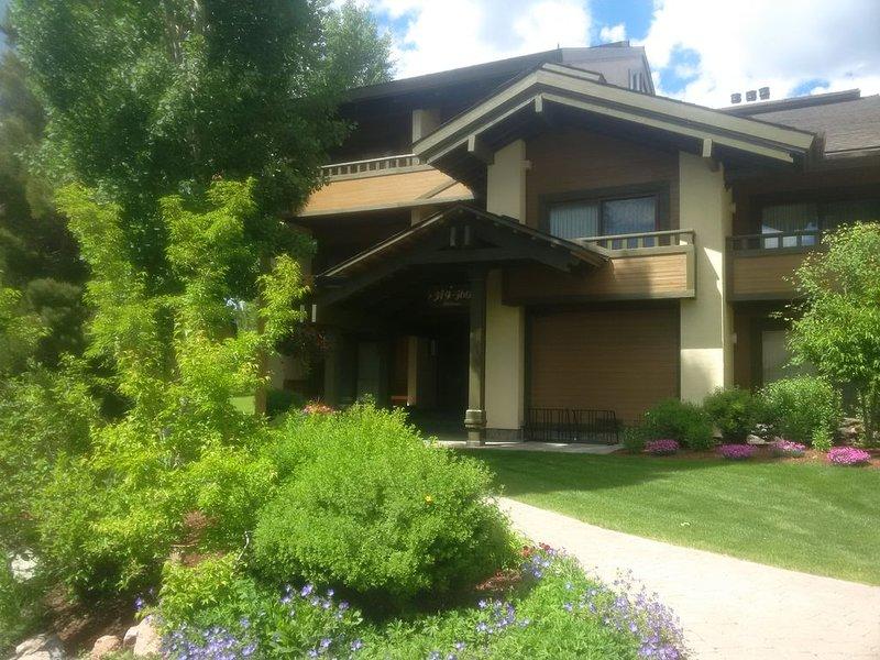 SV INN Pool access-Adjacent to SV Inn/Lodge/Golf course, aluguéis de temporada em Sun Valley