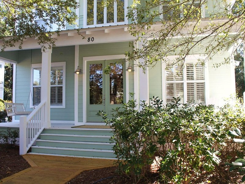 A wonderful place to enjoy the beach!, holiday rental in Seagrove Beach