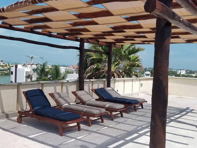 CASA MIA JOSEFA 1ST FLOOR, vacation rental in Playa Mujeres