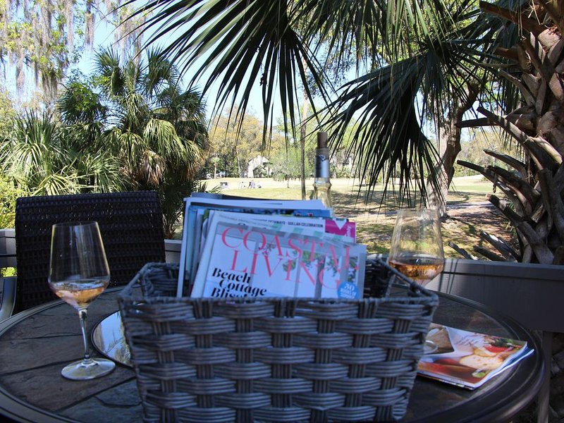Palmetto Dunes,Hilton Head Island- Golf to Beach Villa, location de vacances à Bluffton