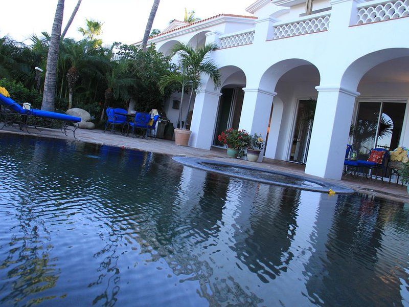 Private Pool and Spa in prestigious Palmilla, overlooking the One and Only Hotel – semesterbostad i San Jose Del Cabo