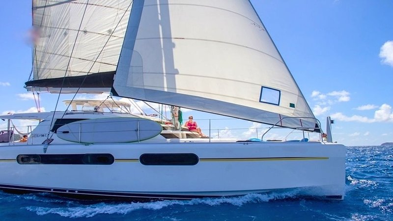 Paradise Found- Caribbean Sailing Charters with iyachtclub, vacation rental in Road Town