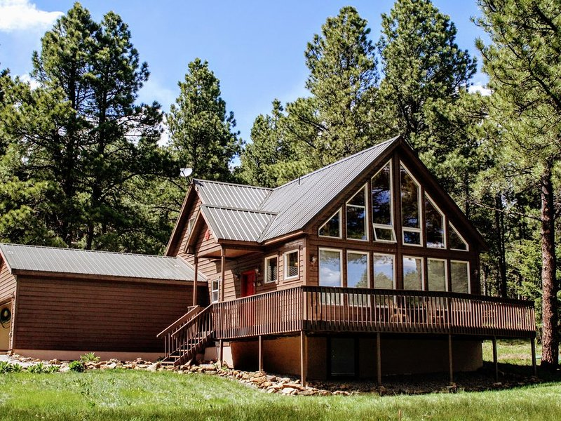 Peace of the Mountains- Rest, Relax, and Enjoy, holiday rental in Angel Fire