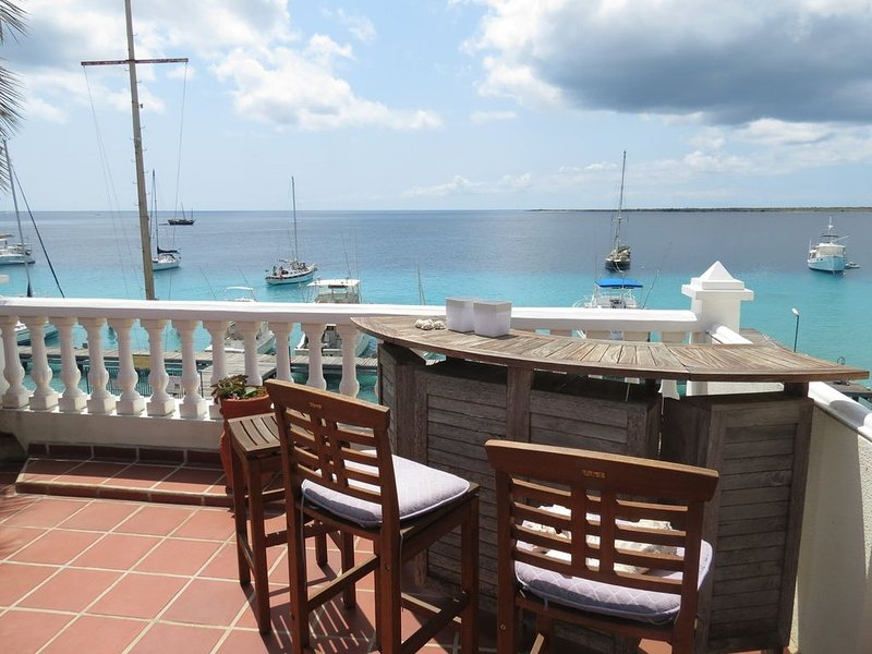 Penthouse in Kralendijk -- Waterfront - Beautiful, location de vacances à Bonaire