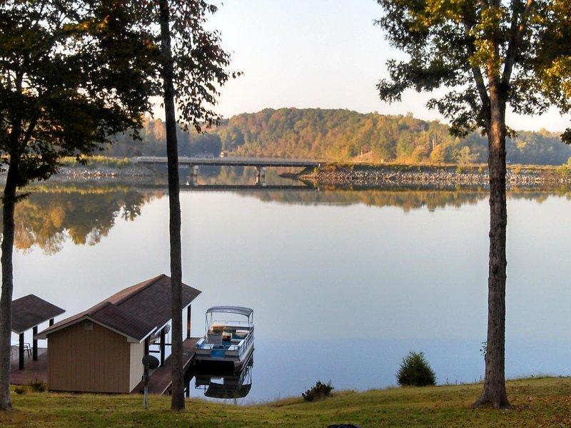 Hyco Lake Cottage   In Semora NC, Ferienwohnung in Roxboro
