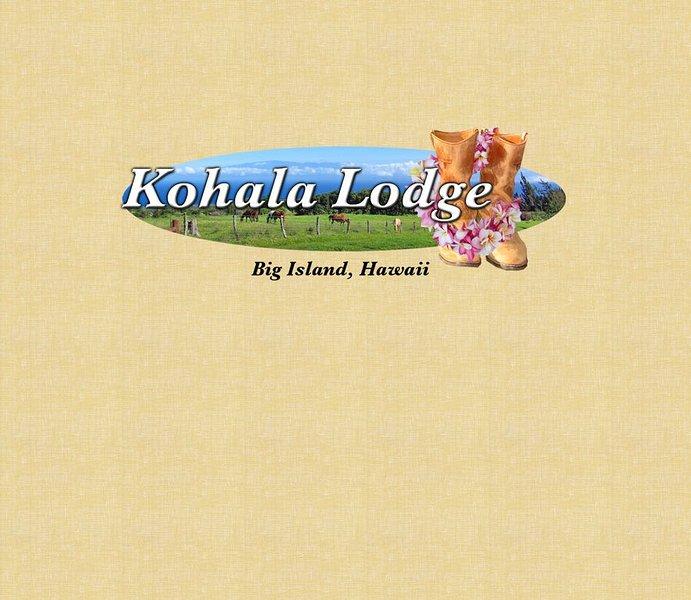 Kohala Lodge Logo