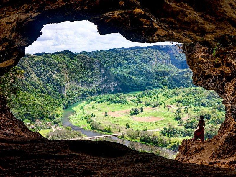 Cueva Ventana ... ¡Una de las maravillosas excursiones de un día que puede realizar durante su estadía!