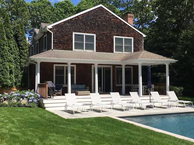 Close to everything!, vacation rental in Sagaponack
