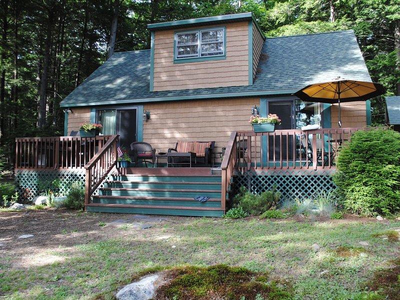 42 Dow Island-Boat Required, Moultonborough, Lake Winnipesaukee, vacation rental in Melvin Village