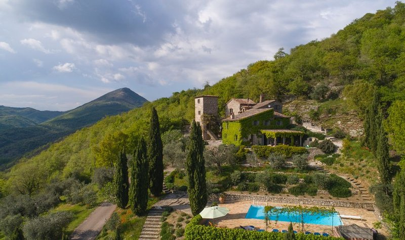 In the heart of Italy!, holiday rental in Colle Umberto I