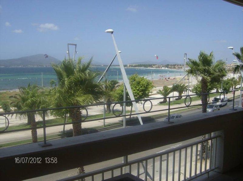appartamento centralissimo con splendida vista sul mare, holiday rental in Alghero