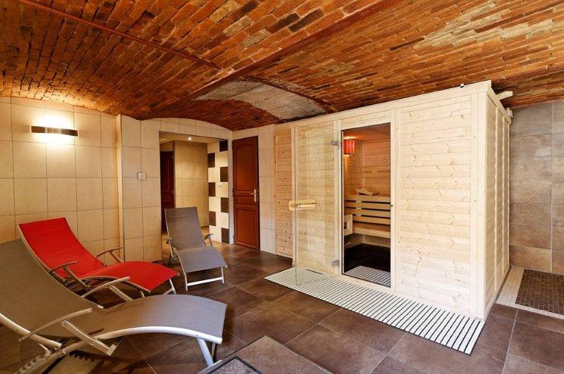 'L'HUMULUS' AVEC SAUNA 8 PERSONNES, location de vacances à Ohlungen