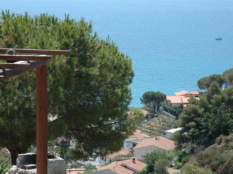 Elba MaMaison - Relax nel golfo di Seccheto, casa vacanza a San Piero in Campo
