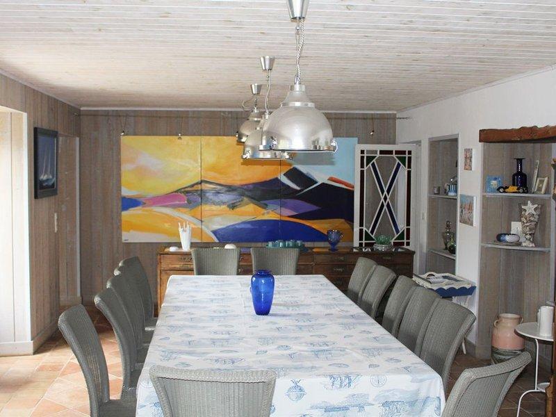 Le Bois Plage En Ré: Villa BELAIR - Piscine privée & chauffée, holiday rental in Le Bois-Plage-en-Re