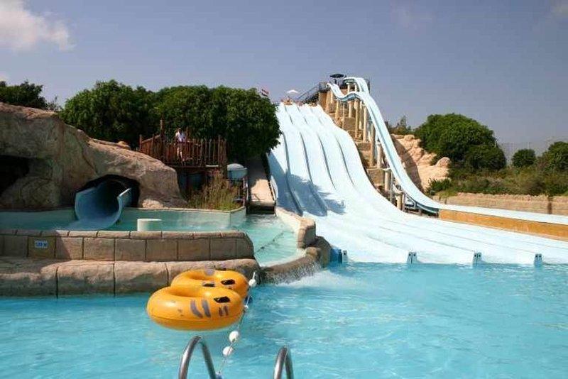 Paphos Water Park - bus gratuit ou vous pouvez même vous promener de la villa!